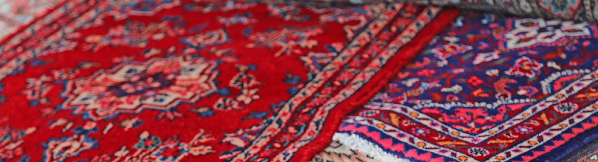 Orientaliska mattor tvätt